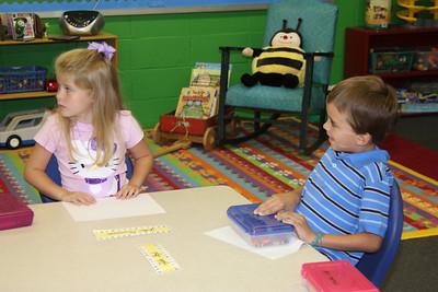 Kindergarten Miscellaneous 2011-12