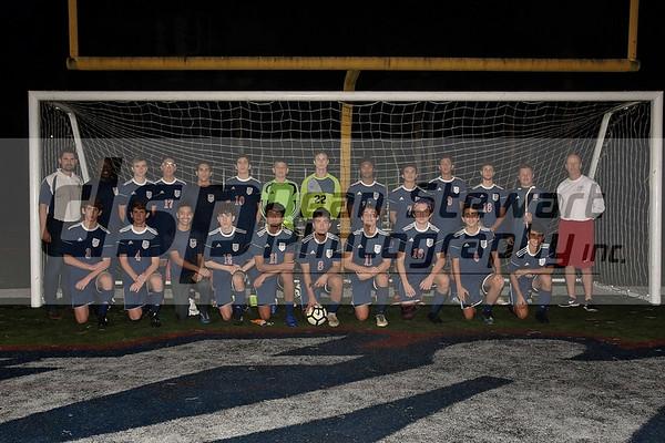 Boys Varsity Soccer 12.3.18