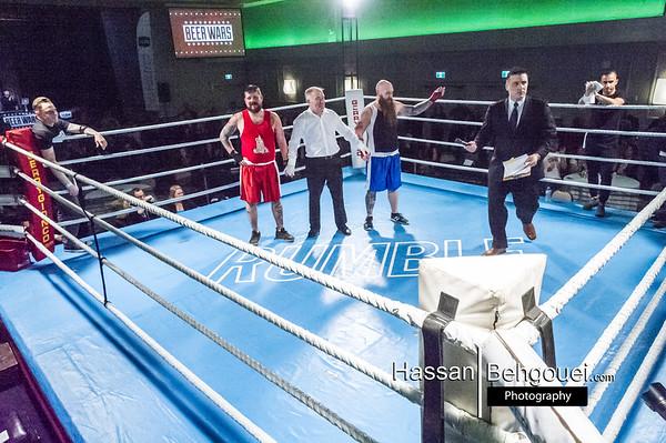 3rd Annual #BeerWars Sanc: Boxing.Bc.ca Prod/Promo/Pres: EastSideBoxingClub.com @ CroatianCentre.com 3250 Commercial Dr GVA LM Bc Canada FC HL (04_08_18)