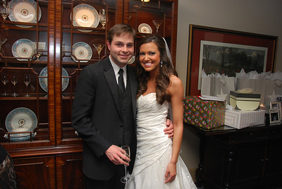 Leigh Anne weds Brian