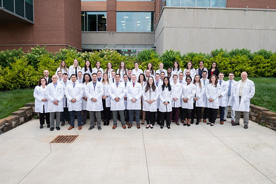 57208 General Surgery Resident  group photos 7-7-21