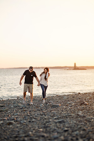 Mike + Jessalyn | Engagement