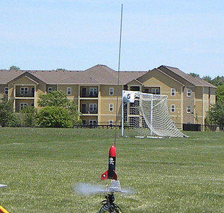 CIA Launch at Dodds Park, 6/14/2014