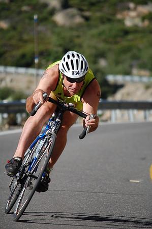 Donner Lake Triathlon 2014 Sprint Bike