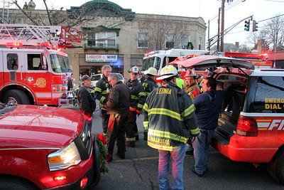 Leonia 2nd alarm 400 Block Broad Ave. 12-19-17