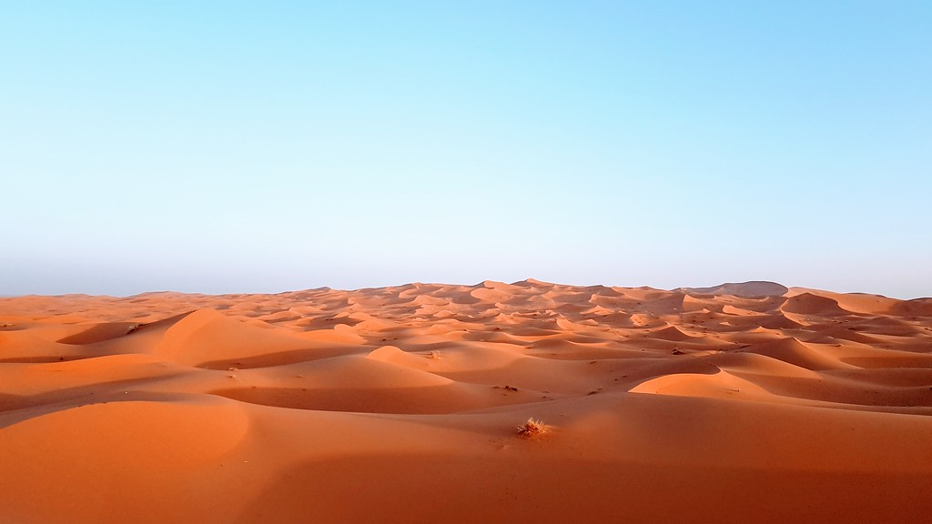 Morocco Road Trip - Sahara Desert