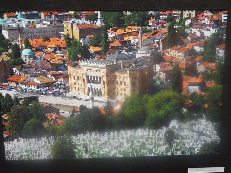 20_Sarajevo. City Hall. 1896. Pseudo-Moorish Architecture.JPG
