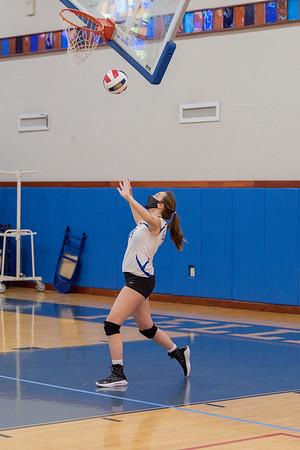 Girls Junior Varsity Volleyball - Spring 2021