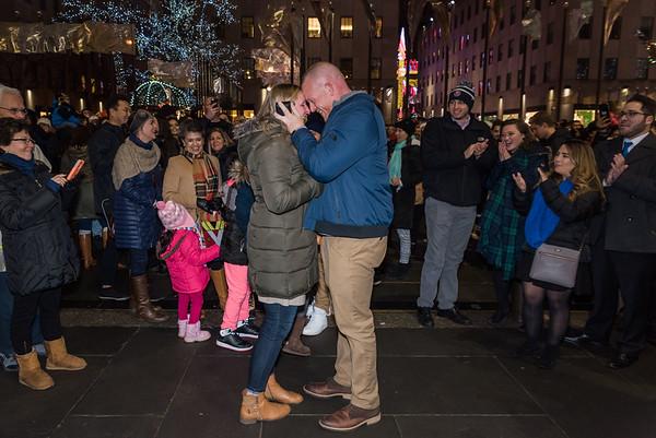 Alex & Kelly's Proposal