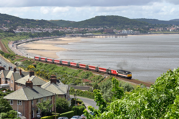 10th June 2004: North Wales