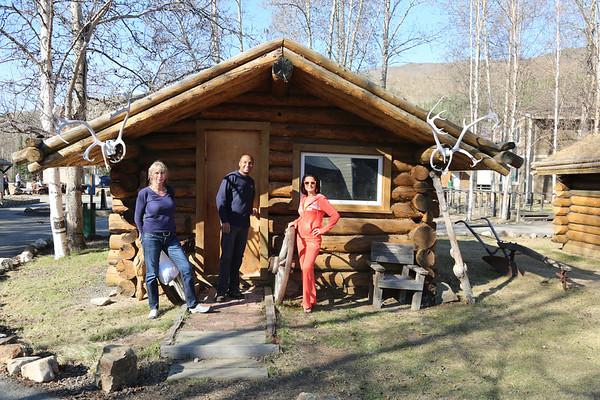 Chena Hot Springs Resort, Alaska - May, 2014