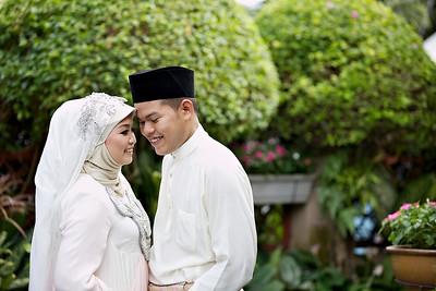 Hafiz & Faezah