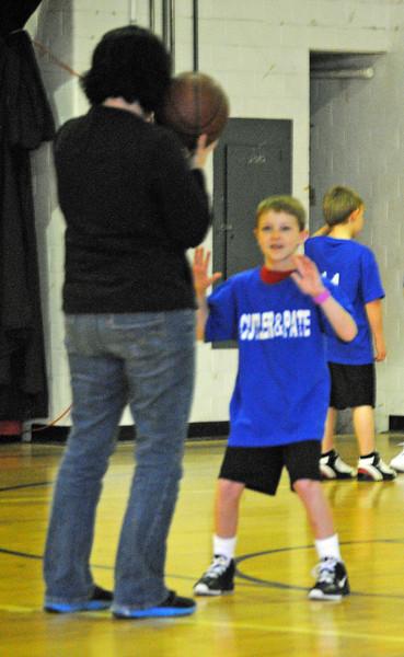 Brandt Basketball 2012