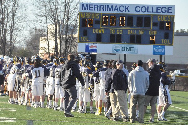 Merrimack vs St. Michaels