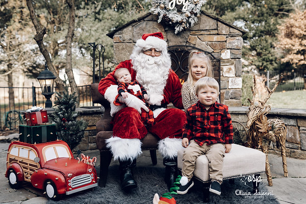Pics with Santa 2019