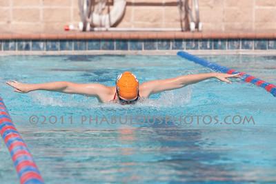 Boone Swimming