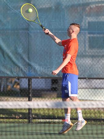 Penn Yan Tennis 5-18-16