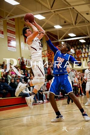 Varsity Basketball vs Tamalpais