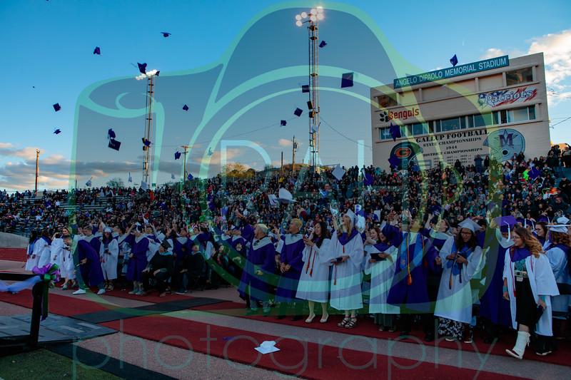 Miyamura High School Graduation (Part 2) May 19th, 2017