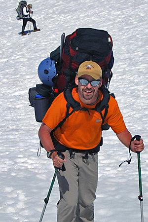 John Von on the way to Helen.