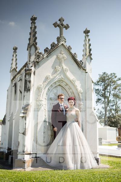 Kenzie and Jordan St Amant Prom