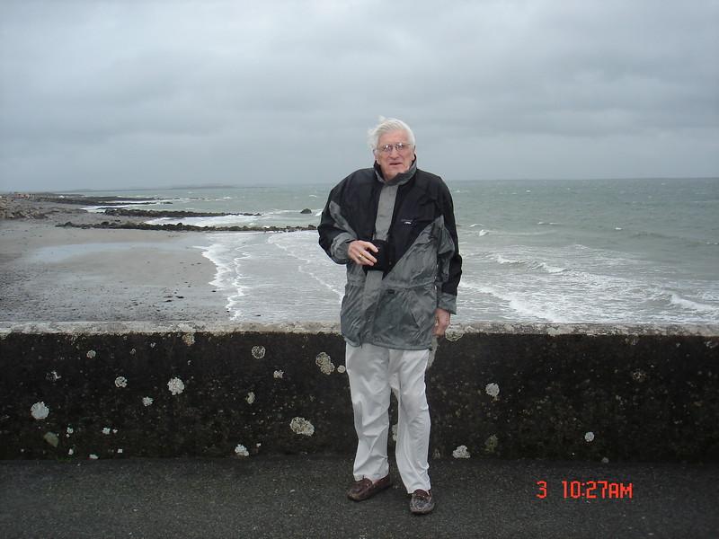 Along the Salthill Promenade