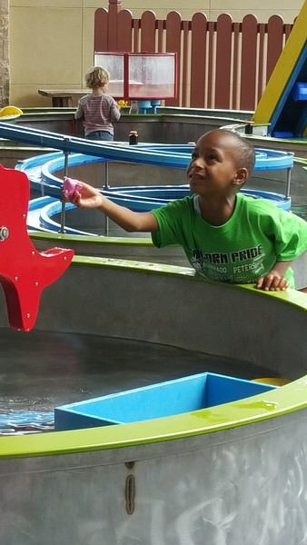 Lifeskills visit to McKenna Childrens Museum 2016
