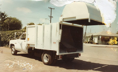 Pup Truck and Trailers