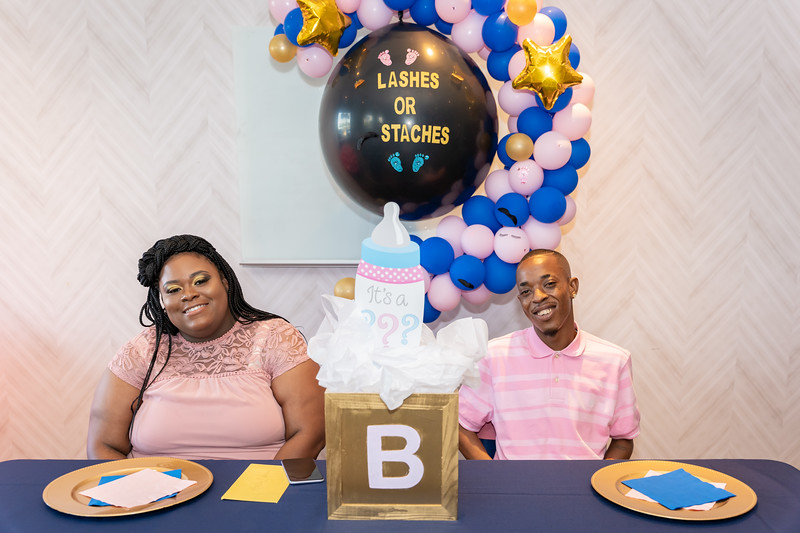Kendra and Jerren Gender Reveal