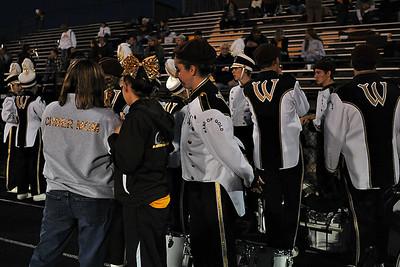 Waynedale vs Rittman Football 10/24/14
