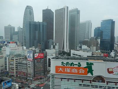 Tokyo & Narita, 9/8/2013 & 9/14/2013