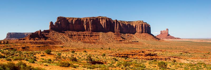 Monument Valley NP, AZ