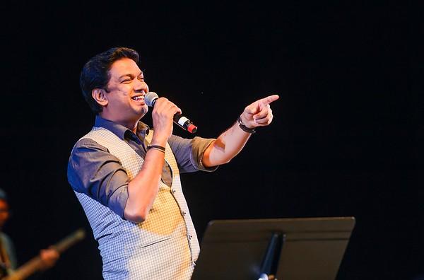 CineMusiq 'La Grande' With Vijay Prakash