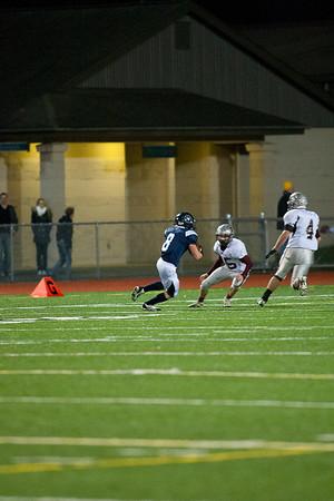 Cascade Christian vs. Montesano HS, varsity, November 16, 2013