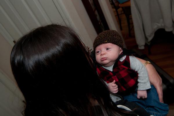 Atticus Baby Shower