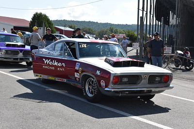 Hemi Challenge (Pits, Staging Lanes and Action)