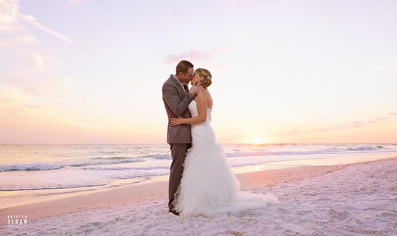 Anna Maria Island Florida Beach Wedding at the Sandbar Restaurant