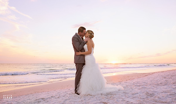 Anna Maria Island Wedding at the Sandbar Restaurant