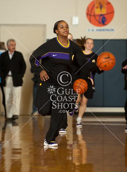 2011-02-11 Basketball Varsity Girls Kinkaid v Ft Worth Country Day