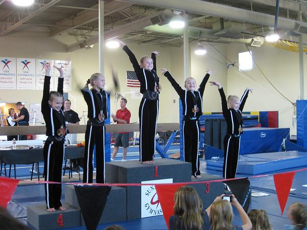 Gymnastics 9/26/2009