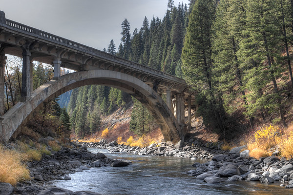 THE ROAD TO McCALL