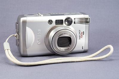 Canon Sure Shot 150u, 2004