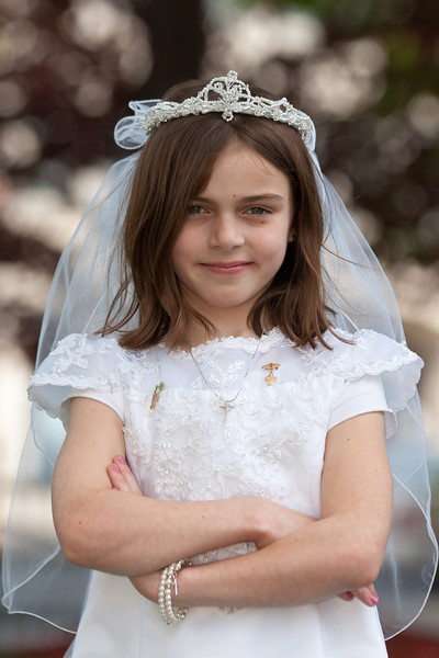 Kaylyn's First Communion