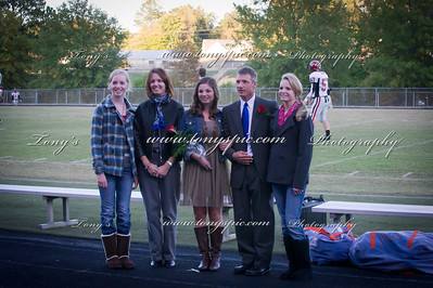 Senior Night and Homecoming