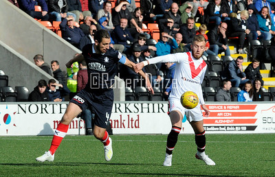 Airdrieonians v Falkirk 31 8 19