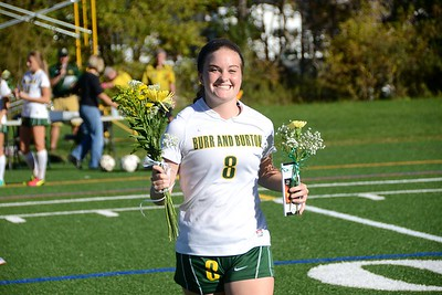 2016 BBA Girls Varsity Soccer…A Senior Moment photos by Gary Baker