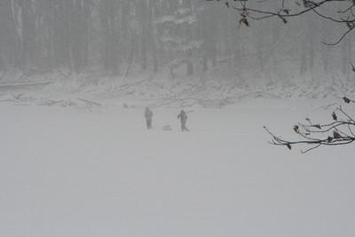 Wintertime at Lake McBride