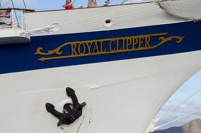 Royal Clipper Tall Ship