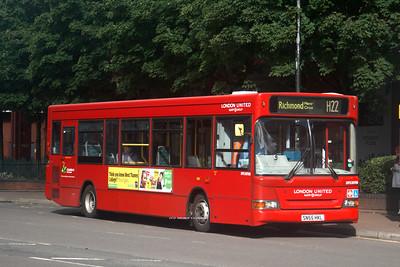 DPS30708, SN55HKL, London United, Hounslow