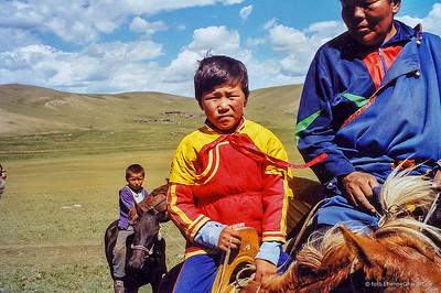 mongolian impressions (1998/2003)